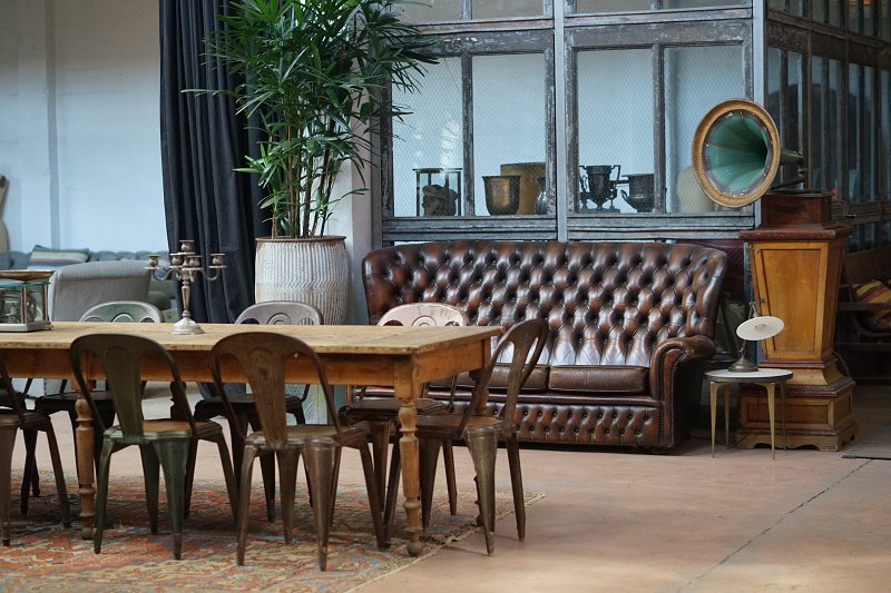 furniture store filled with furniture items